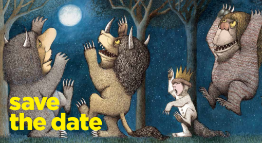 Reading Is Fundamental's Where the Wild Things Are Gala
